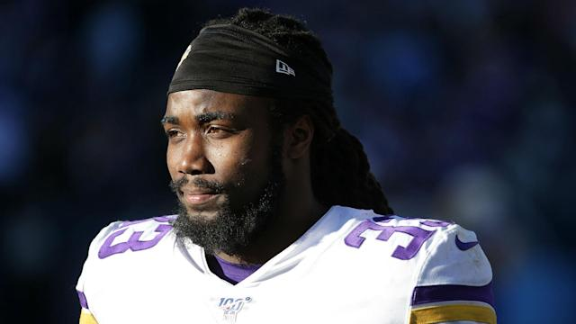 Dalvin Cook is adamant he was never going to miss the playoffs, despite struggling with a shoulder injury.