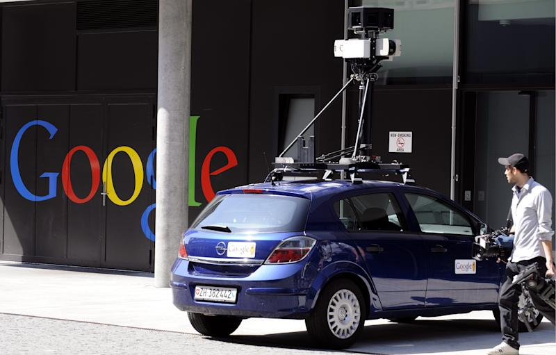 UK reopens investigation into Google Street View