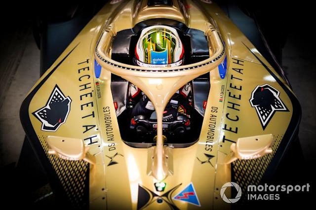 "Antonio Felix da Costa, DS Techeetah <span class=""copyright"">Sam Bloxham / Motorsport Images</span>"