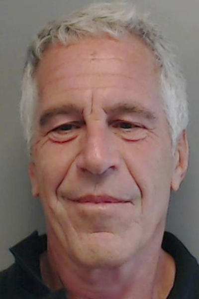 "FILE - This July 25, 2013, file image provided by the Florida Department of Law Enforcement shows financier Jeffrey Epstein. Federal prosecutors, preparing for a bail fight Monday, July 15, 2019, say evidence against Epstein is growing ""stronger by the day"" after several more women contacted them in recent days to say he abused them when they were underage. (Florida Department of Law Enforcement via AP, File)"