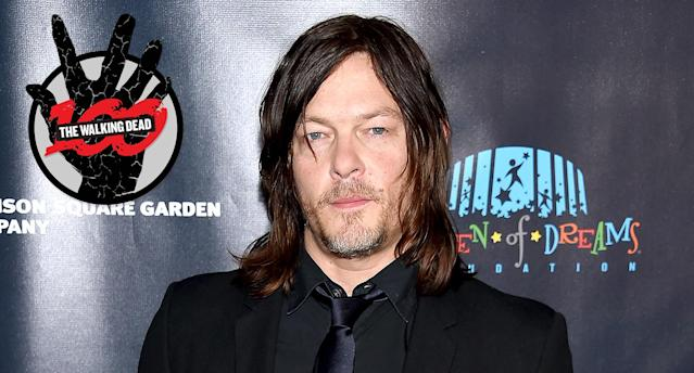 Norman Reedus (Photo: Getty Images)