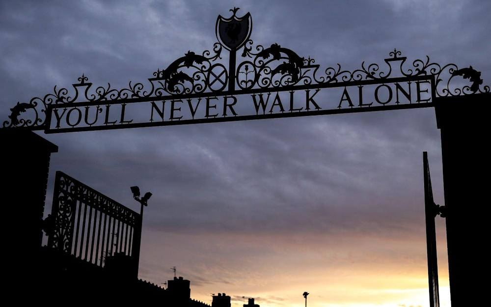 Anfield - Credit: Getty Images