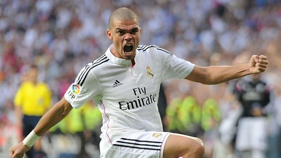 Pepe | Denis Doyle/Getty Images