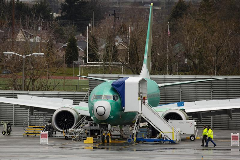 Boeing's 737 Max Problems Put $600 Billion in Orders at Risk