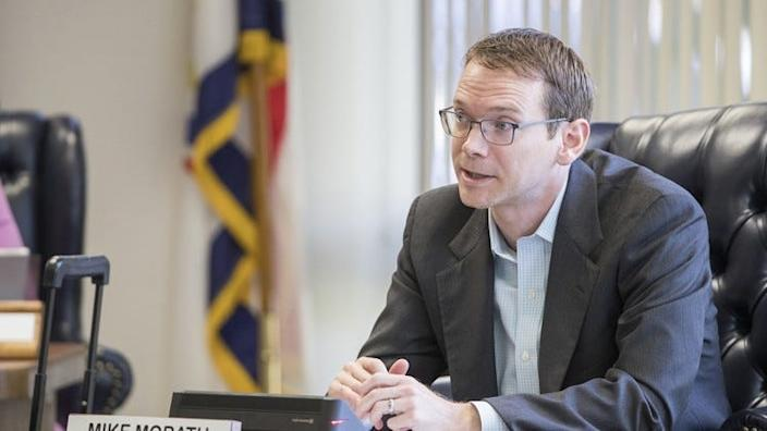 Texas Education Commissioner Mike Morath on Friday announced new guidelines for reopening schools, which give districts more local control and allows them to teach students online for up to eight weeks.