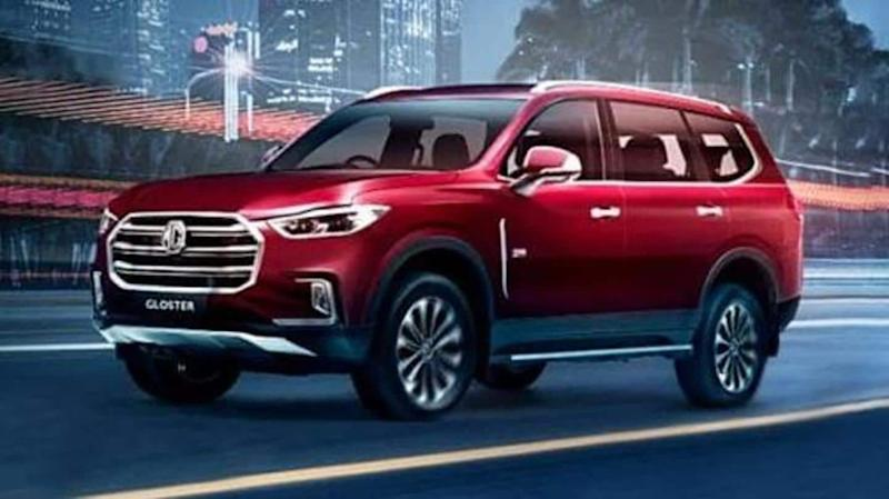 MG Gloster SUV launched in India at Rs. 29 lakh