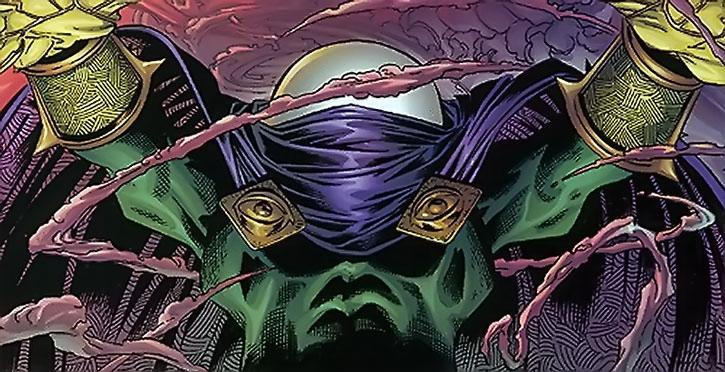 Mysterio is a well-known adversary of Spider-Man from the Marvel Comics