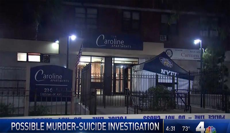 N.Y. Man Fatally Stabs Wife Before Jumping to His Death from 6th-Floor Apartment