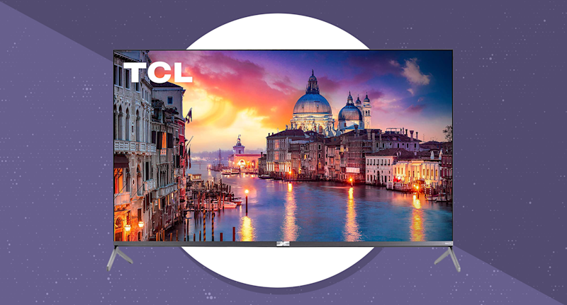 Save $350 on this TCL 4K TV. (Photo: TCL)