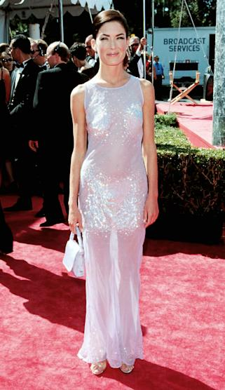 Boyle in a Marlyn Monroe-inspired gown at the '99 Emmys (Photo: Jeff Vespa/WireImage)