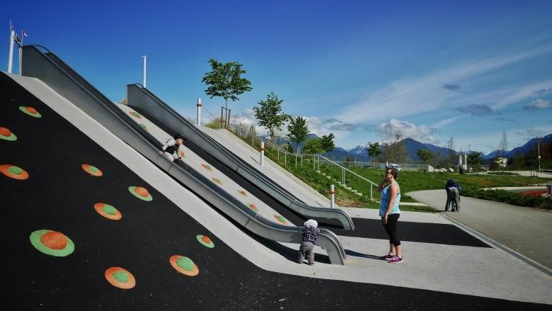 Slidey Slides Park a victory for Vancouver's smallest citizens