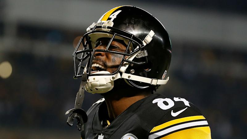 Antonio Brown released by Oakland Raiders