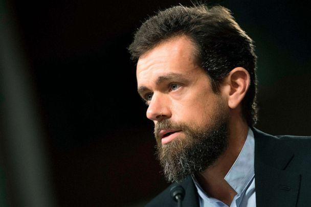 PHOTO: CEO of Twitter Jack Dorsey testifies before the Senate Intelligence Committee on Capitol Hill in Washington, DC., Sept. 5, 2018. (Jim Watson/AFP/Getty Images, FILE)