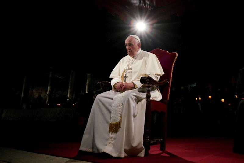 Pope Francis Condemns Sri Lanka Easter Attacks as 'Cruel Violence'