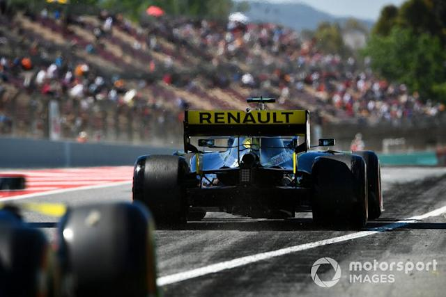 "Nico Hulkenberg, Renault R.S. 19 <span class=""copyright"">Mark Sutton / Sutton Images</span>"