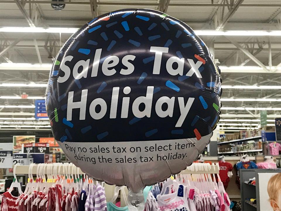 Most of the states with back-to-school sales tax holidays offer tax-free shopping in August.