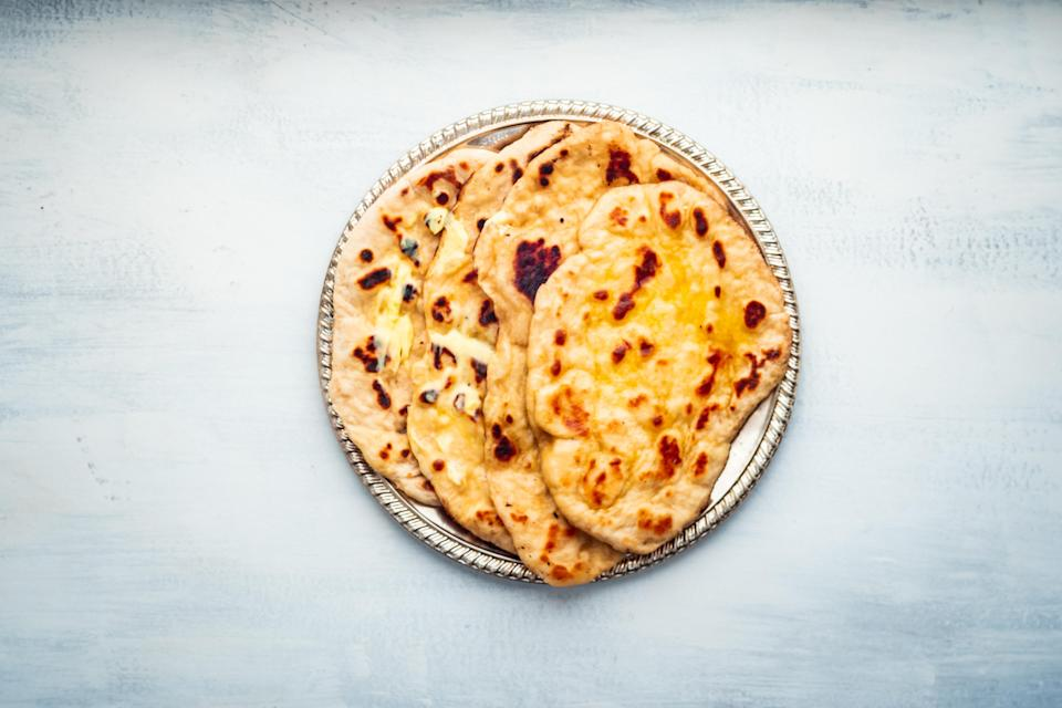 You don't have to know a thing about baking to make delicious fresh flatbread.(Photo: Getty)