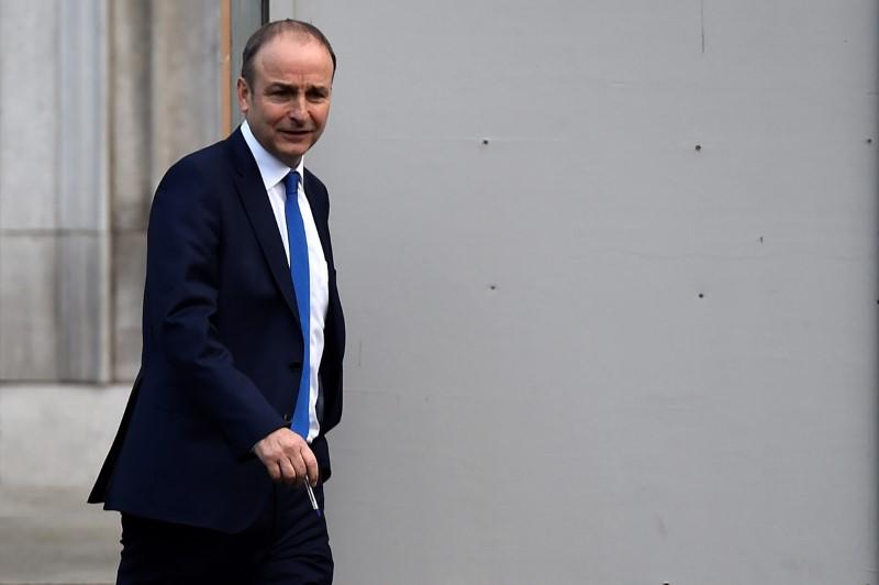 Big two Irish parties closely matched as Sinn Fein surge - poll