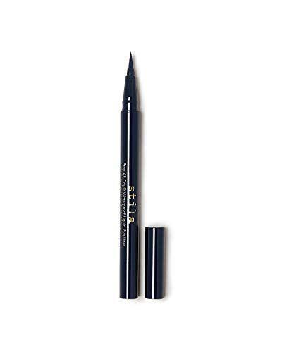"""<p><strong>stila</strong></p><p>amazon.com</p><p><strong>$22.00</strong></p><p><a href=""""https://www.amazon.com/dp/B00IEJWULG?tag=syn-yahoo-20&ascsubtag=%5Bartid%7C10072.g.36789682%5Bsrc%7Cyahoo-us"""" rel=""""nofollow noopener"""" target=""""_blank"""" data-ylk=""""slk:Shop Now"""" class=""""link rapid-noclick-resp"""">Shop Now</a></p><p>A cat eye is a power move, but it's so hard to find a liquid liner that doesn't budge, smudge, or stop working immediately after opening. Stila made this one to fix our woes, and damn, it works so well.</p>"""