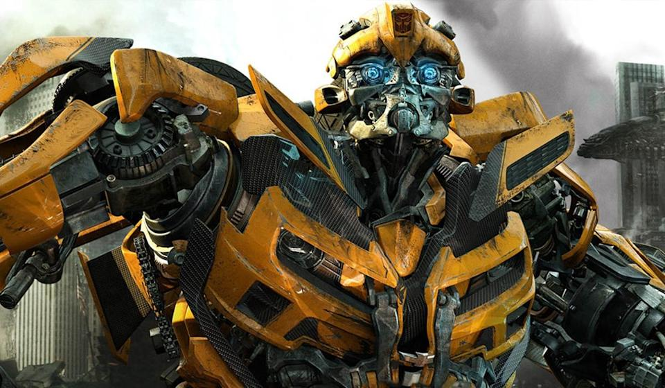 Bumblebee, star of the first 'Transformers' spin-off movie (Credit: Paramount Pictures)