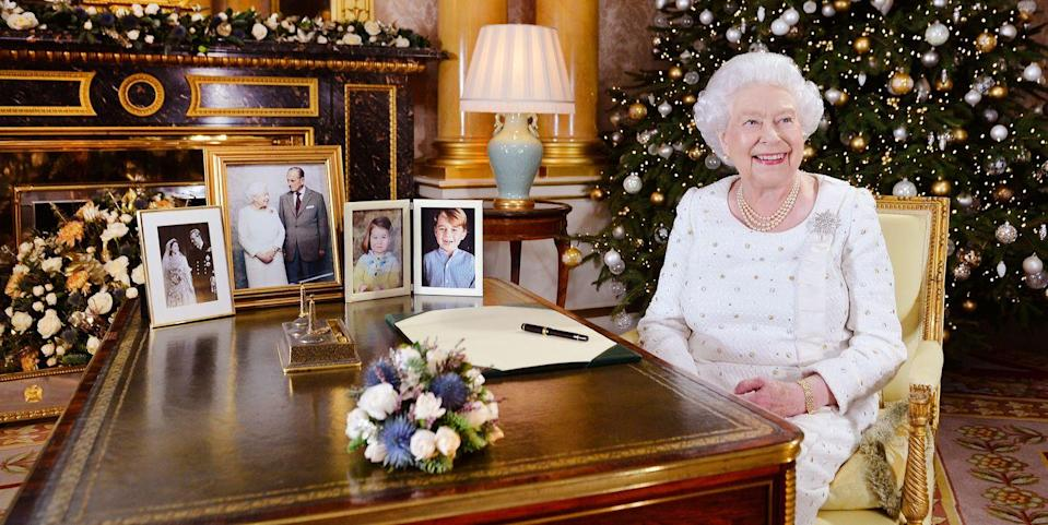 The Royal Family Shared the Recipe for the Queen's Favorite Boozy Christmas Pudding
