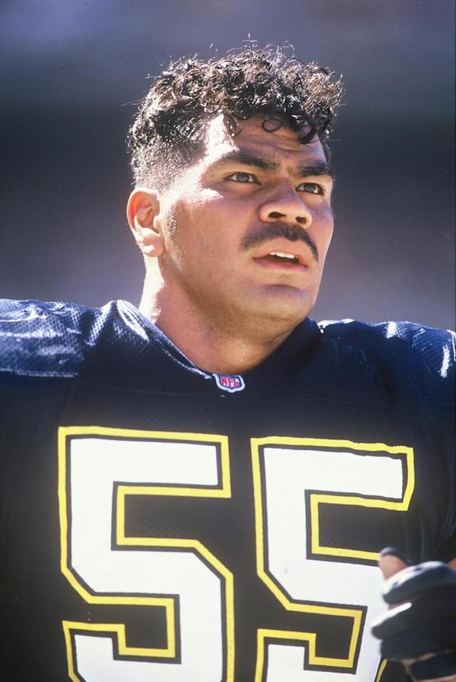 <p>Cause of death: Seau was found dead at his Southern California home. The ex-linebacker's girlfriend found the NFL legend with a fatal gunshot wound to the chest. </p>