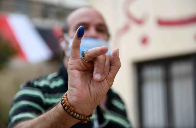The two-day vote began Saturday and was held in 13 governorates, including Cairo, the Nile Delta and along the Suez Canal