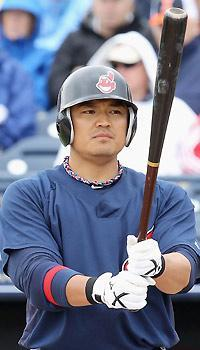 Shin-Soo Choo is hitting .338 this season