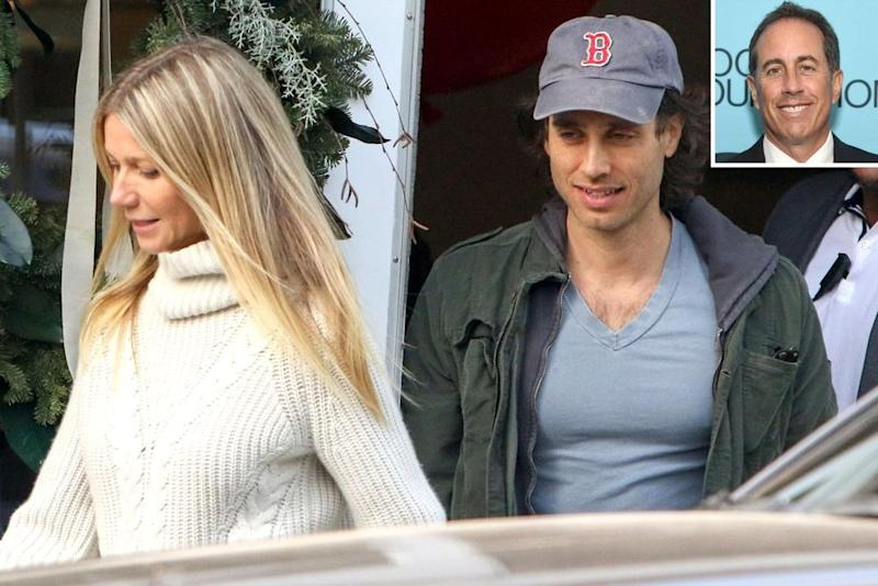 Gwyneth Paltrow marries Brad Falchuk