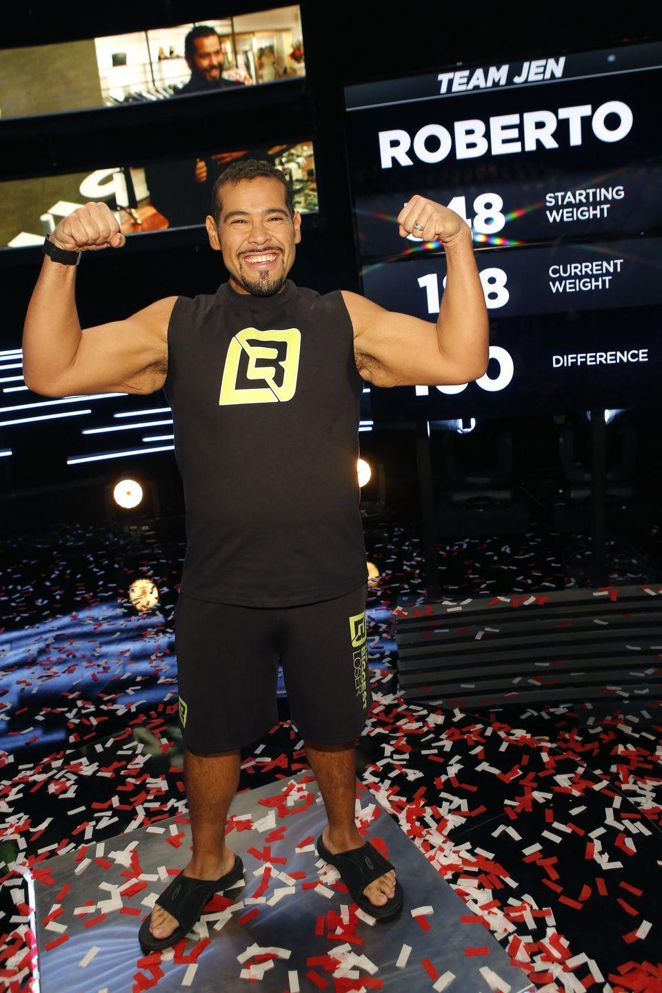 <p>When the 17th (and final) season premiered, Hernandez weighed 348 pounds—but came in at 188 by the end. He was the last <em>The Biggest Loser </em>winner from the show's original run.<br></p>