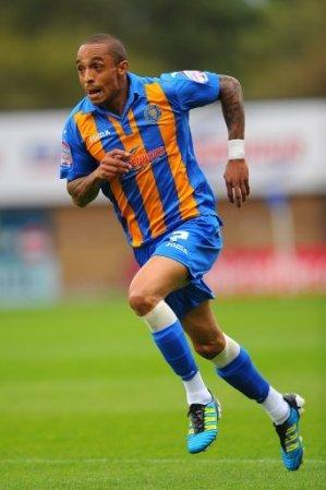 Mark Wright, Shrewsbury Town