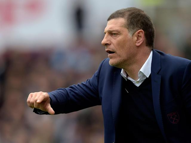Slaven Bilic saw his side move to 39 points after the draw with Stoke (Getty)