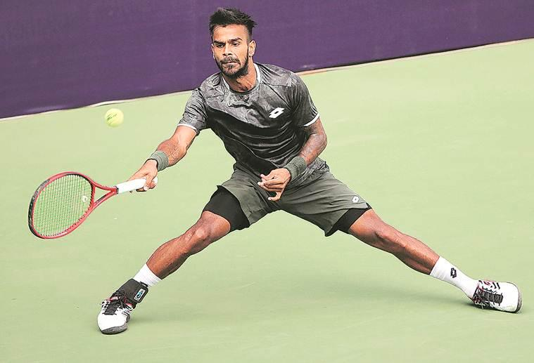 sumit nagal, US Open, Roger Federer, Indian tennis player, Bobby Mahal, indian tennis star, sports news, indian express