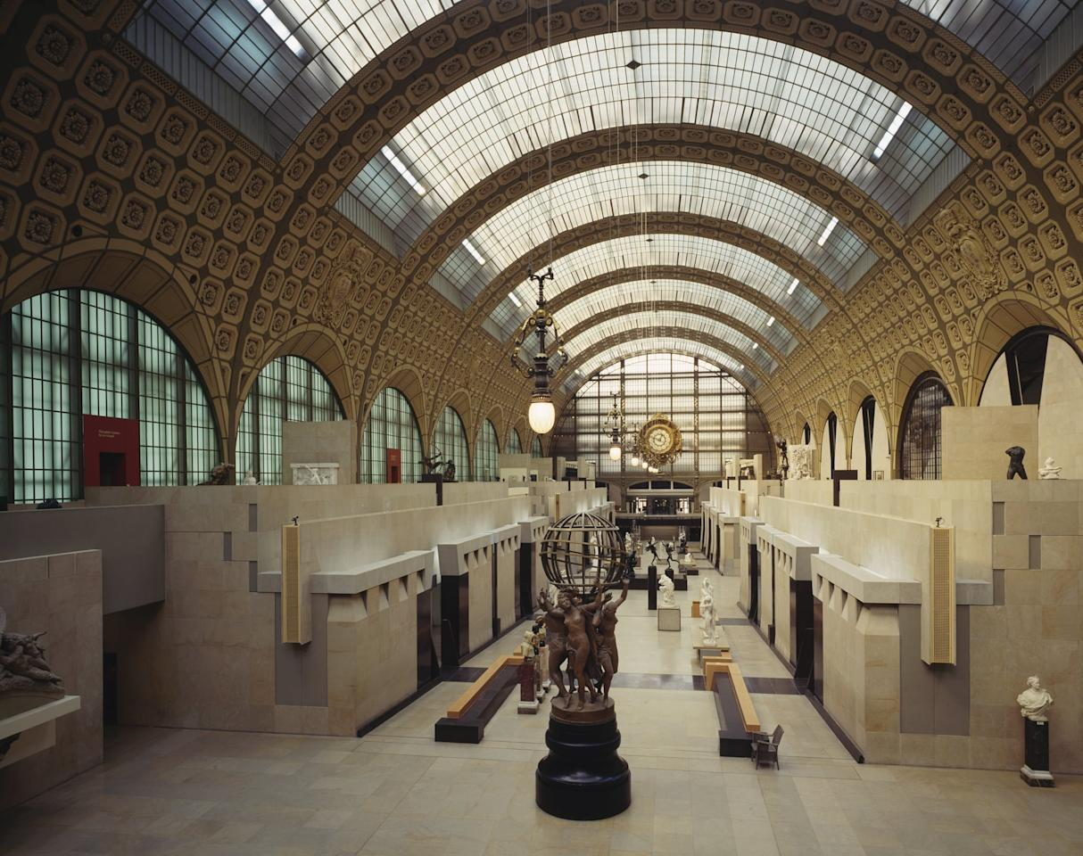 "<p>View some of the most prolific pieces of art at Paris's Musee d'Orsay.</p> <p><a href=""https://artsandculture.google.com/partner/musee-dorsay-paris?hl=en"" target=""_blank"" class=""ga-track"" data-ga-category=""Related"" data-ga-label=""https://artsandculture.google.com/partner/musee-dorsay-paris?hl=en"" data-ga-action=""In-Line Links"">Go on a virtual tour of the Musee d'Orsay.</a></p>"
