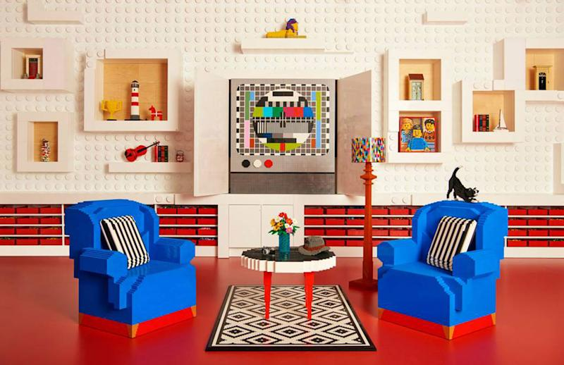 The winner (along with one to three guests) will be flown to Denmark from anywhere in the world to stay at Lego House on Nov. 24. (Lego)