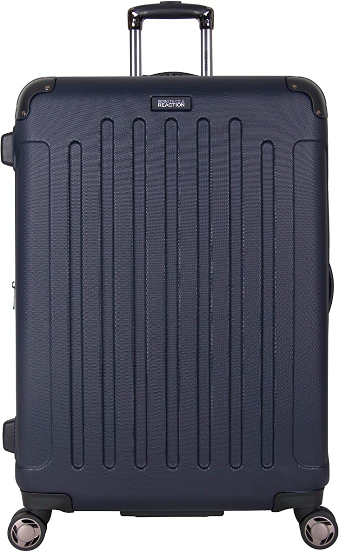 """<h2>Best Oversized Suitcase</h2><br><strong>Kenneth Cole Reaction Renegade Checked-Size Luggage</strong><br>This 28"""" large suitcase expands an additional 2-inches for even more space. The main interior compartment features zippered organization pockets, elastic shoe pockets, and a garment restraint panel. <br><br><strong>The Hype:</strong> 4.7 out of 5 stars; 2,716 reviews on <a href=""""https://amzn.to/3gAWz09"""" rel=""""nofollow noopener"""" target=""""_blank"""" data-ylk=""""slk:Amazon"""" class=""""link rapid-noclick-resp"""">Amazon <br></a><br><strong>Luggage Lovers Say:</strong> """"Great quality! It's very pretty and for how lightweight it is, it's very sturdy! I love the 360º spinning wheels as well, it makes it easy to maneuver. The inside had several pockets and straps making it very easy to organize my clothes, chargers/electronics, shoes, liquids all separately! I travel every 1-2 months from California to Louisiana and have never had any issues with this. I wish it came with a safety lock but luckily I had my own TSA-approved small padlock with a key that fits into the zippers to keep them closed. No complaints! Love it so much."""" — Cassie K., Amazon Reviewer<br><br><strong>Kenneth Cole Reaction</strong> Renegade 28"""" Lightweight Hardside Expandable Luggage, $, available at <a href=""""https://amzn.to/3gAWz09"""" rel=""""nofollow noopener"""" target=""""_blank"""" data-ylk=""""slk:Amazon"""" class=""""link rapid-noclick-resp"""">Amazon</a>"""