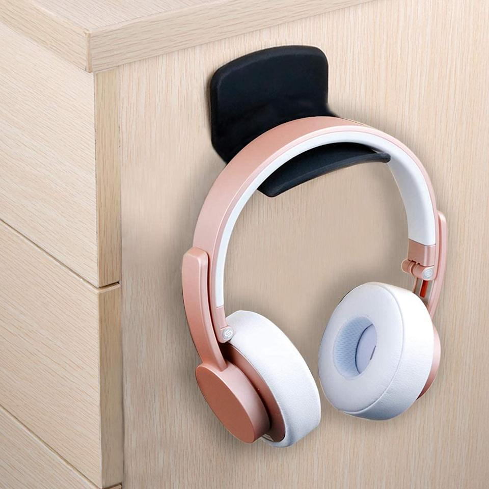 Keep your headphones in a safe place and save 25 percent. (Photo: Amazon)