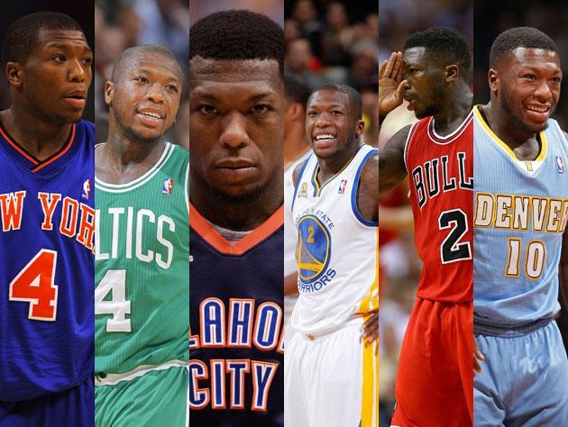 Would Nate Robinson like to play for all 30 NBA teams? Nate: 'I want to do it'