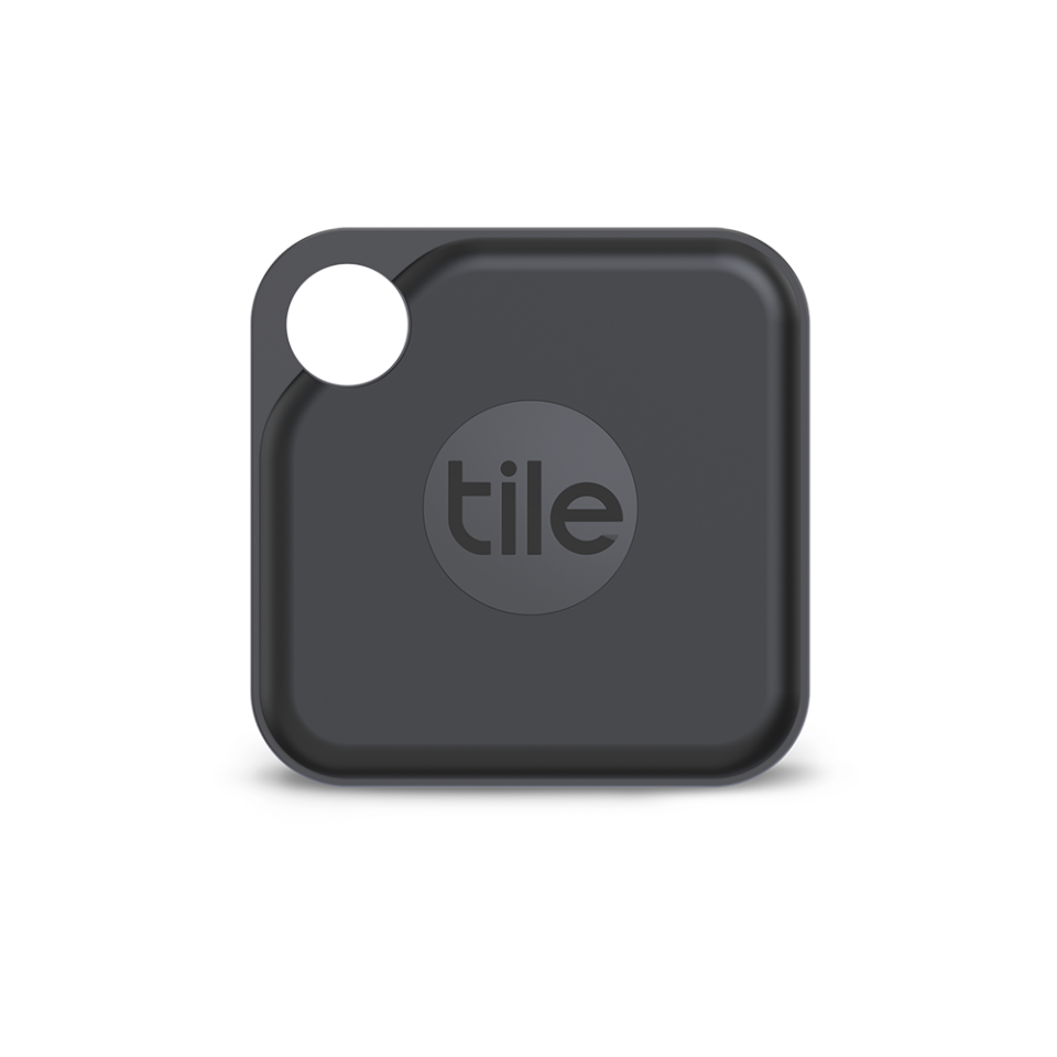 """<p><strong>Tile</strong></p><p>thetileapp.com</p><p><strong>$34.99</strong></p><p><a href=""""https://go.redirectingat.com?id=74968X1596630&url=https%3A%2F%2Fwww.thetileapp.com%2Fen-us%2Fstore%2Ftiles%2Fpro%3Fadgroup%3D79650193576%26gclid%3DEAIaIQobChMIu_qX75bd6QIVjbLICh0zMQO7EAQYASABEgIiufD_BwE%26gclsrc%3Daw.ds&sref=https%3A%2F%2Fwww.cosmopolitan.com%2Fstyle-beauty%2Ffashion%2Fg27349308%2Fnew-dad-gift-ideas%2F"""" rel=""""nofollow noopener"""" target=""""_blank"""" data-ylk=""""slk:Shop Now"""" class=""""link rapid-noclick-resp"""">Shop Now</a></p><p>Tile makes it easy to track devices, toys, and accessories with help from a convenient app. His tired brain will be so appreciative when he can't find the car keys. </p>"""