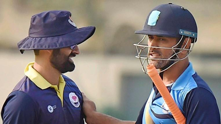 MS Dhoni's Jharkhand Enter Quarterfinals of Vijay Hazare Trophy