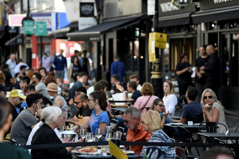English pubs, bars and other hospitality venues will be required to close at 10pm while food and drink outlets will be restricted to table service only