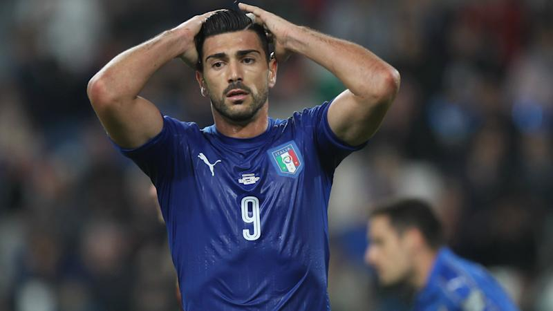 285efd43d4 Pelle excluded from Italy squad after snubbing Ventura