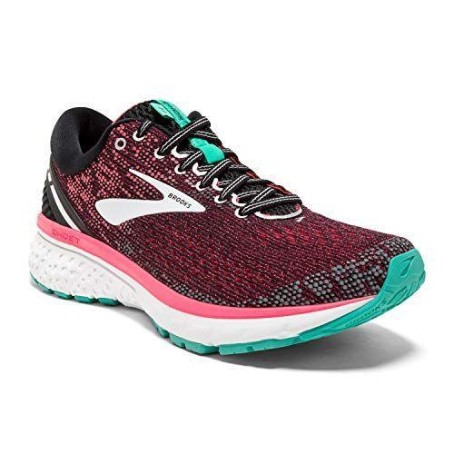 """<p><strong>Brooks</strong></p><p>amazon.com</p><p><strong>$179.99</strong></p><p><a href=""""https://www.amazon.com/dp/B077QSH57C?tag=syn-yahoo-20&ascsubtag=%5Bartid%7C2140.g.23517576%5Bsrc%7Cyahoo-us"""" rel=""""nofollow noopener"""" target=""""_blank"""" data-ylk=""""slk:Shop Now"""" class=""""link rapid-noclick-resp"""">Shop Now</a></p><p>A good brand for those with flatter feet according to Lockwood, this Brooks pair has a flexible forefoot, which makes for an easy stride when walking. You also get that stretchy upper that moves with you. </p><p><strong>Reviewer Rave: </strong>""""These shoes are more than just good looking. They are super comfy while giving plenty of support. These are perfect for someone constantly on their feet.""""</p>"""