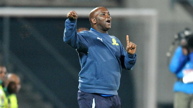 Pitso Mosimane: Why must I worry if Orlando Pirates want to win the other way?