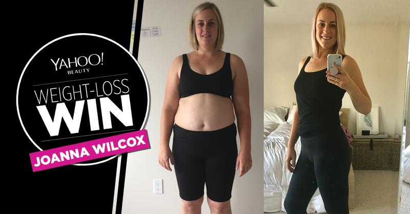 Joanna Wilcox lost 56 pounds. (Photos courtesy of Joanna Wilcox)