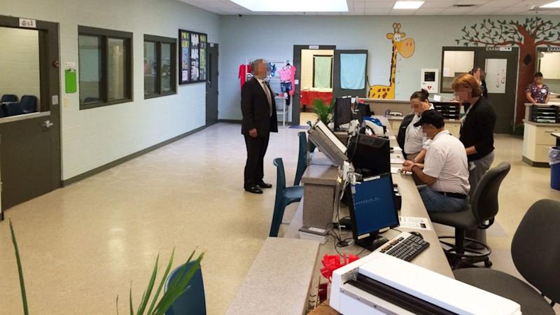 Inside Texas' New Family-Friendly Detention Center for the Undocumented