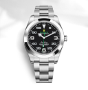 """<p><strong>air-king</strong></p><p>rolex.com</p><p><strong>$6450.00</strong></p><p><a href=""""https://www.rolex.com/watches/air-king/m116900-0001.html"""" rel=""""nofollow noopener"""" target=""""_blank"""" data-ylk=""""slk:Shop Now"""" class=""""link rapid-noclick-resp"""">Shop Now</a></p><p>The self-winding mechanical movement of this antimagnetic steel watch—the only Rolex whose logo is printed in two different colors—is waterproof to 330 feet and also entirely developed and manufactured by Rolex.</p><p><strong>More</strong>: <a href=""""https://www.townandcountrymag.com/style/jewelry-and-watches/g14418271/best-mens-luxury-watches/"""" rel=""""nofollow noopener"""" target=""""_blank"""" data-ylk=""""slk:Top Luxury Watches for Men"""" class=""""link rapid-noclick-resp"""">Top Luxury Watches for Men</a></p>"""