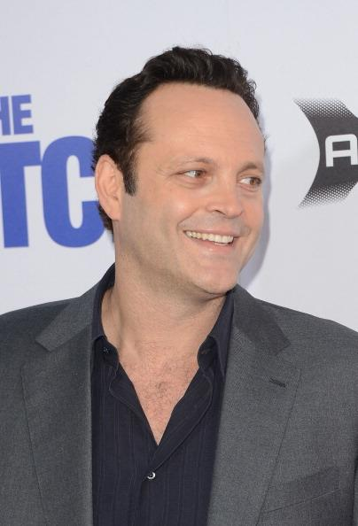Actor Vince Vaughn arrives at the premiere of Twentieth Century Fox's 'The Watch' at Grauman's Chinese Theatre on July 23, 2012 in Hollywood, California. (Photo by Jason Merritt/Getty Images)