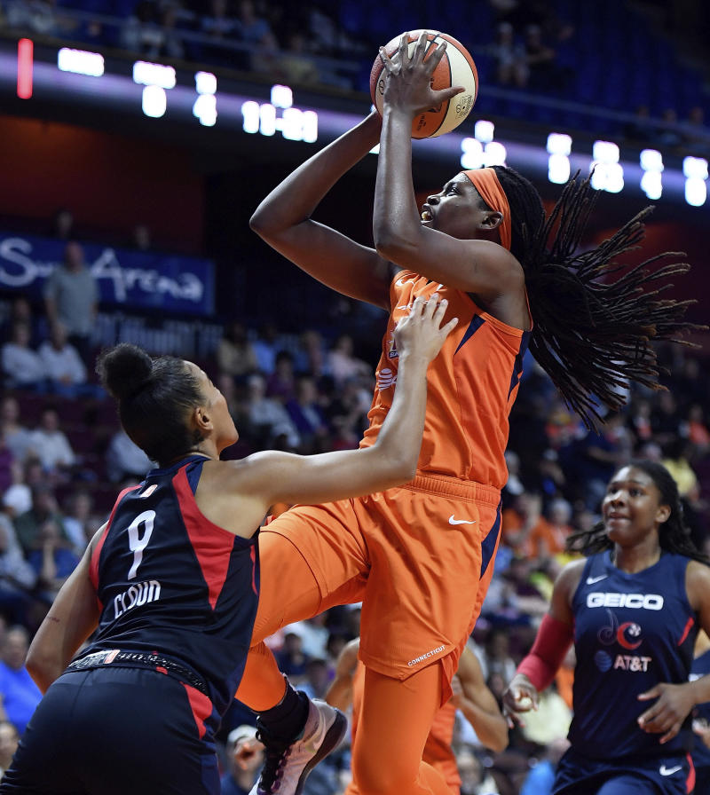 Lynx rookie Collier replaces Wilson for WNBA All-Star Game | AP sports