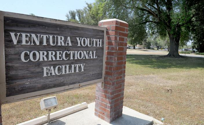 The Ventura Youth Correctional Facility is located at 3100 Wright Road in Camarillo.